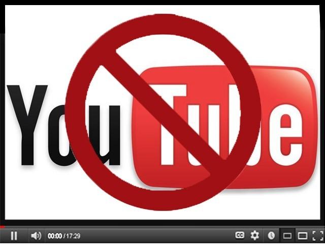 YouTube'a girmek isteyenler bu yazıyı okusun.