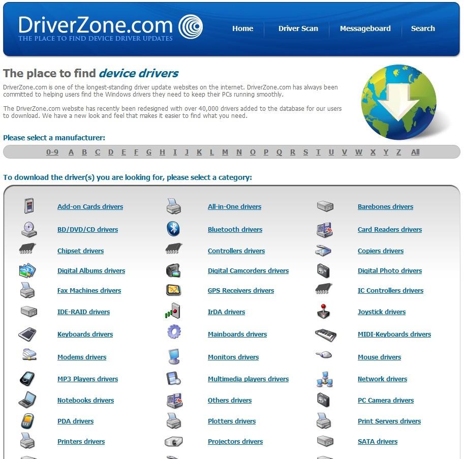 Driver-zone