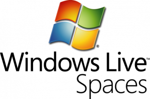 Windows Live Spaces logo