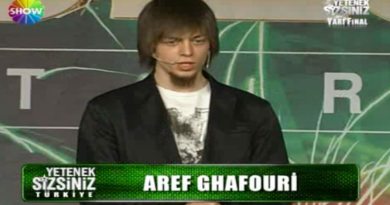 AREF Ghafouri