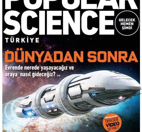 populer science dergi