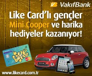vakifbank like card