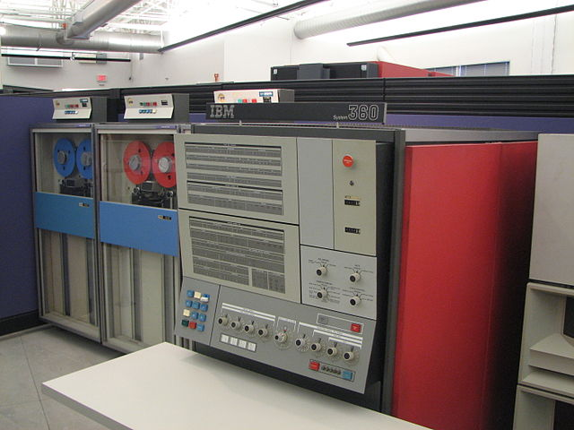 IBM_System360_Mainframe
