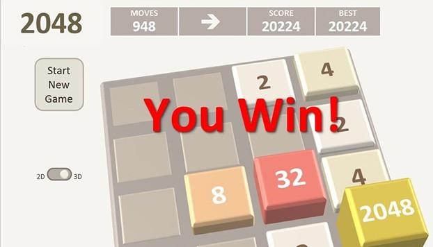 2048 Oyunu