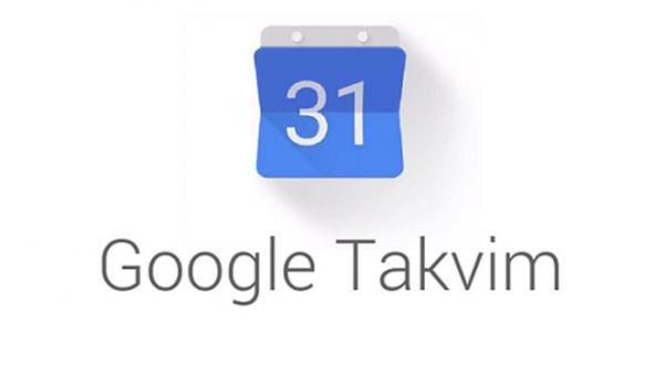 google-takvim