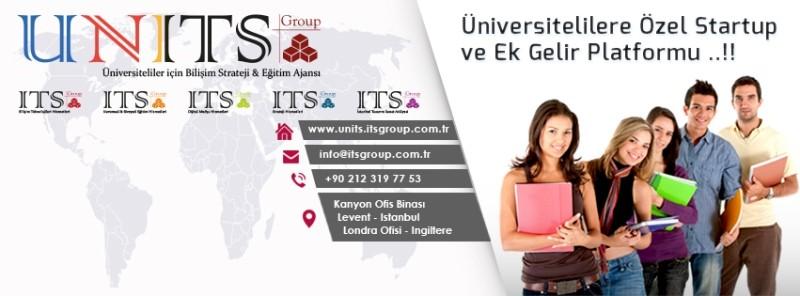 UNITS; Üniversiteliler için Ek Gelir Platformu