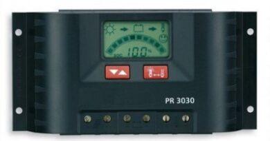 max pr 3030 solar şarj regülatörü güneş paneli sistemlerine 73 400x400