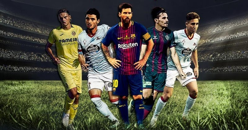 İspanya Ligi La Liga'da heyecan başlıyor